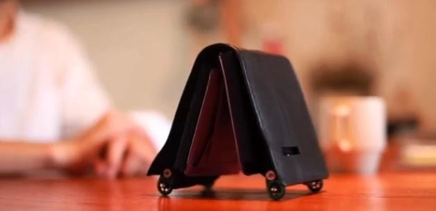 Akıllı cüzdan' icat edildi
