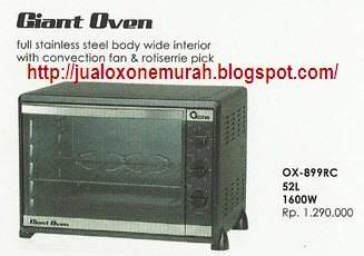 Jual Oxone Murah Oxone OX 899RC Giant Oven