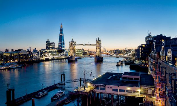 The Shard - London England