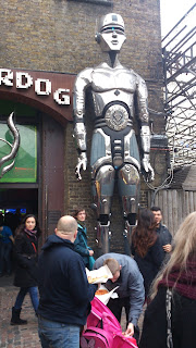 Cyber Dog Camden Town