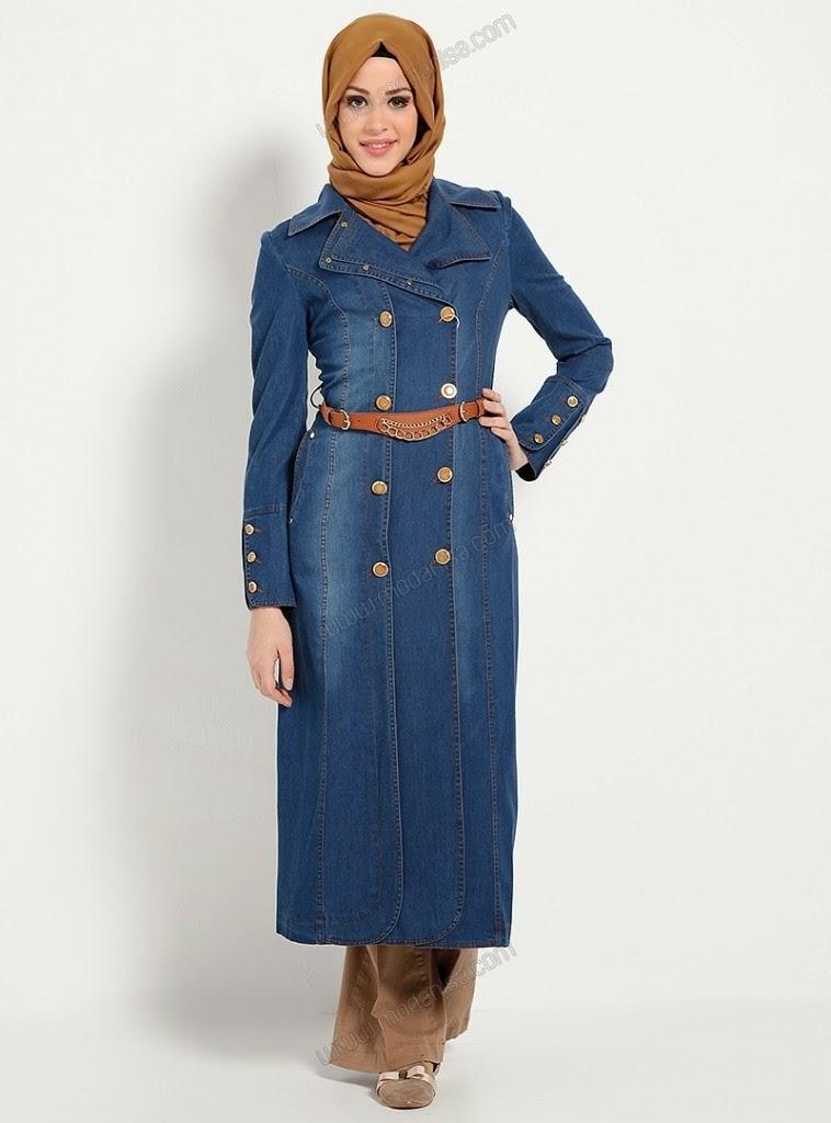 Hijab World Fashion Women Hijab Trend 2014 Hijab Jeans