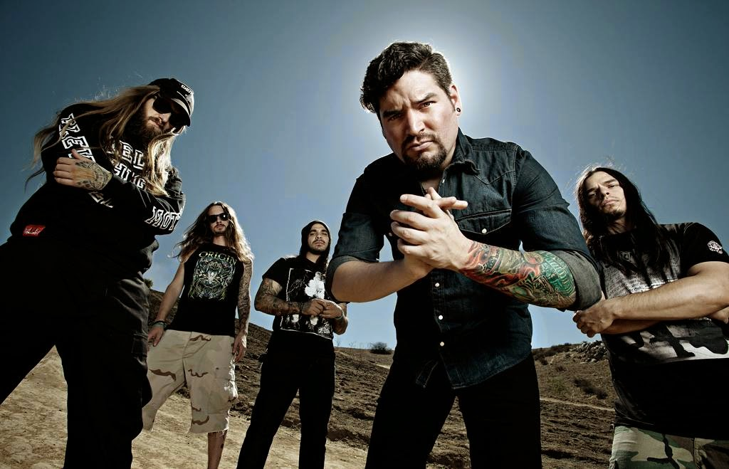suicide silence - band