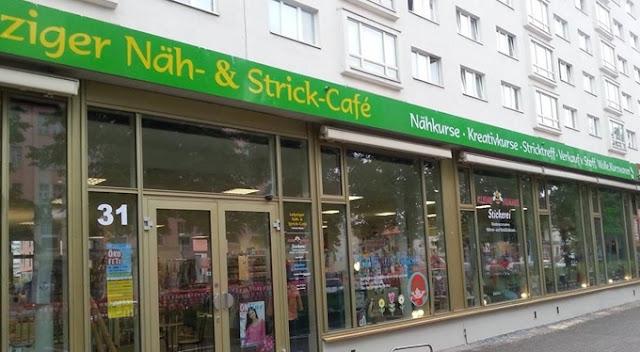 Strick-Cafe Leipzig, Karli