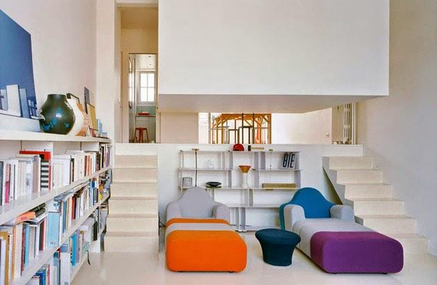 Desain Interior dan Kamar Tidur Kreatif