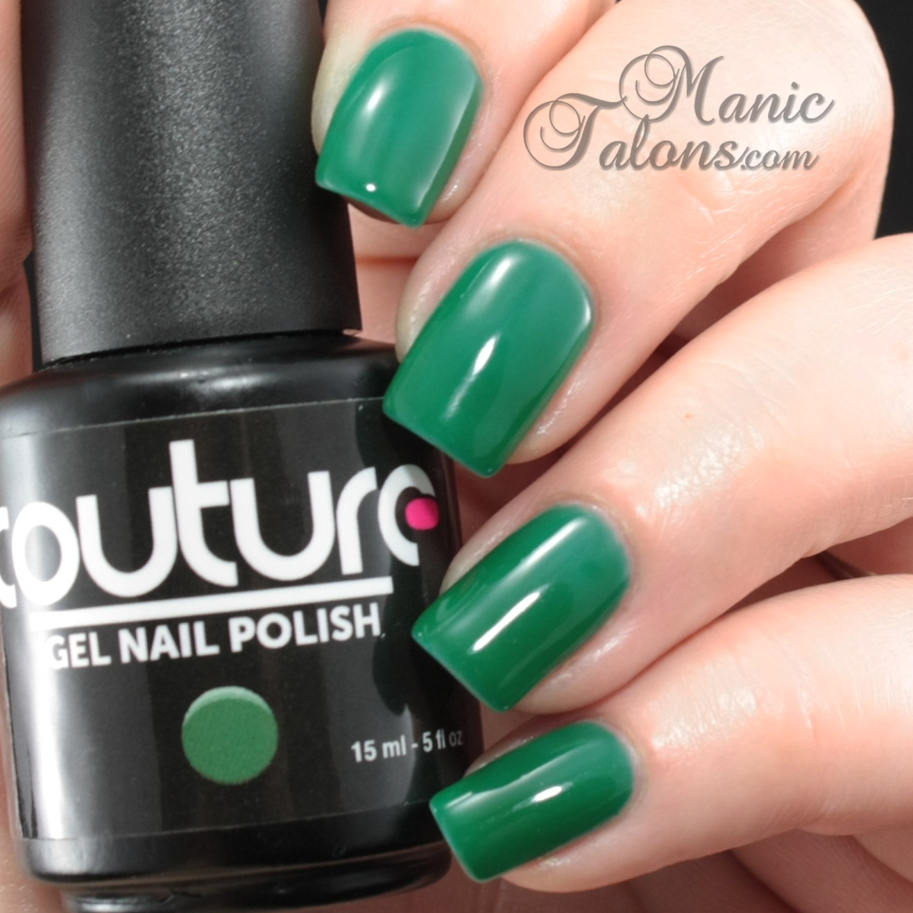 Couture Soak Off Gel Polish High Roller Swatch