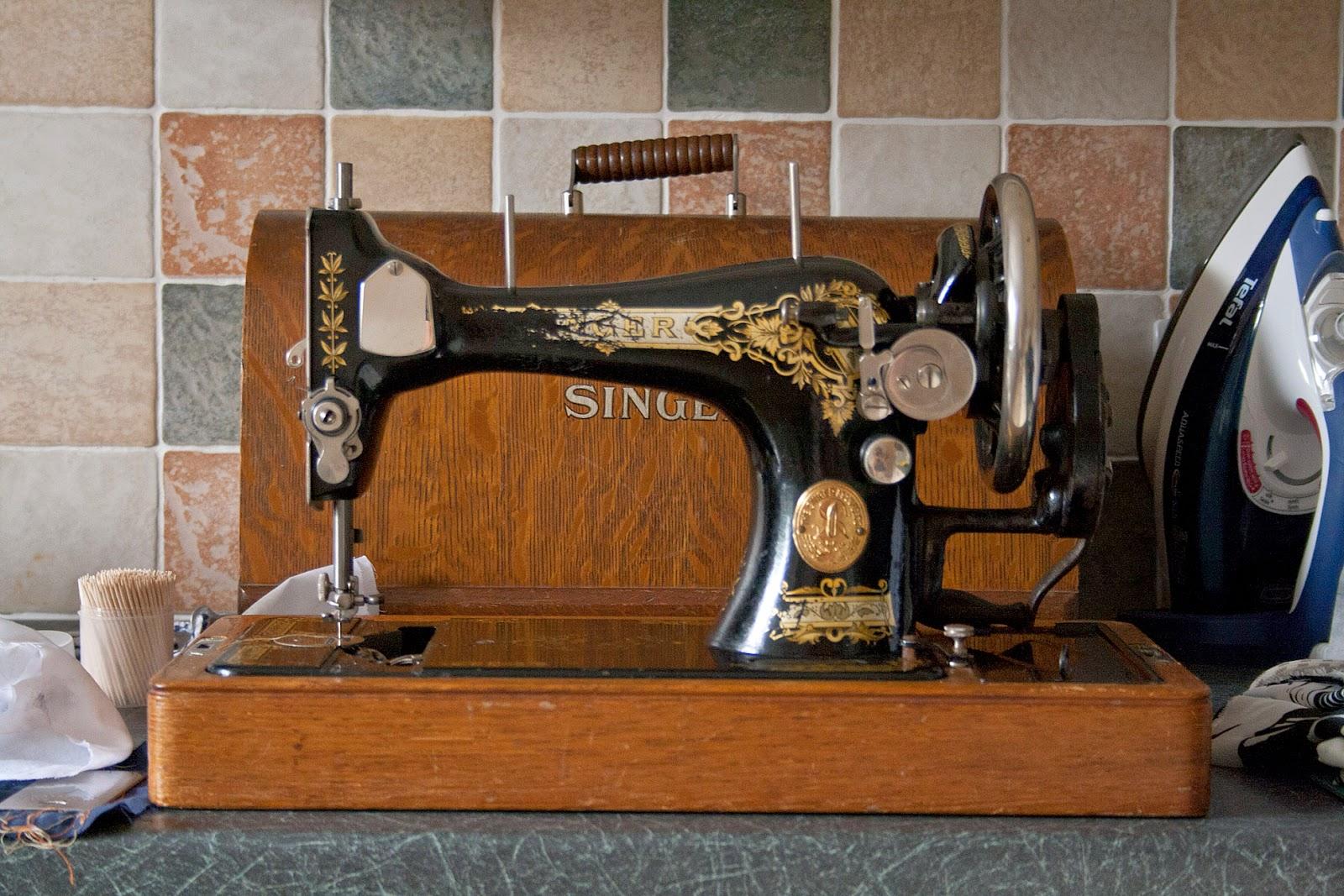 sewing machine tune up