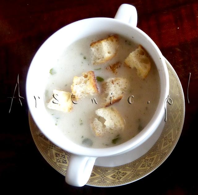 Arsenic w kuchni: przypadkowa zupa cebulowa