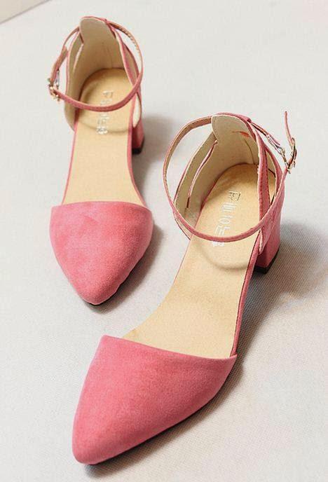 Spring flat Heels Trends..