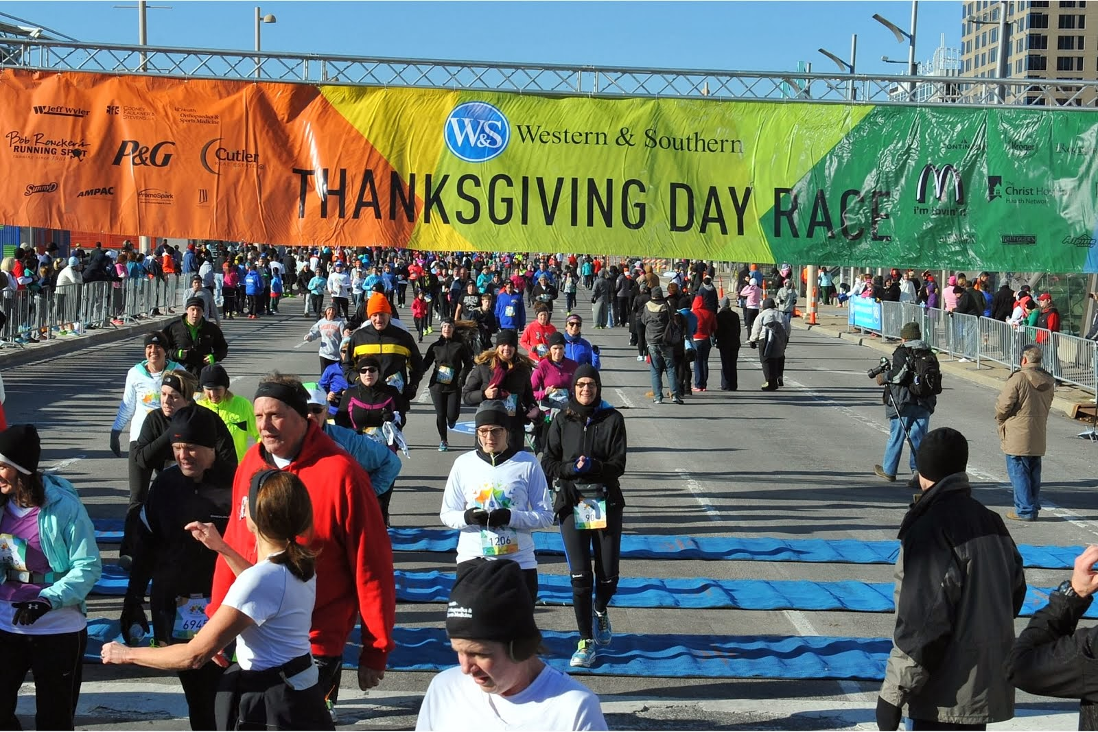 Thanksgiving Day Race 10K