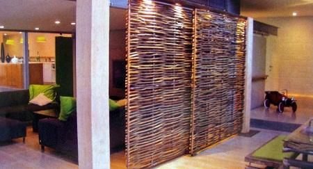 Arias restauracion biombos separadores - Separadores de ambientes ...