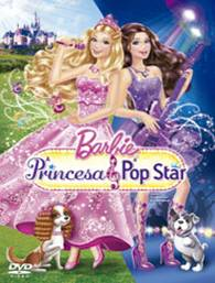 Download Barbie A Princesa e A Popstar Dublado AVI + RMVB  DVDRip