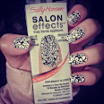 Sally Hansen SALON EFFECTS!