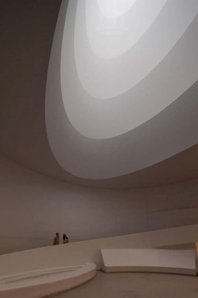 arquitectura orgánica, exposición