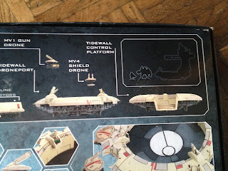 Tau Tidewall Rampart box set (detail)