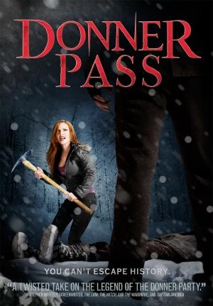 Filme Poster Donner Pass DVDRip XviD & RMVB Legendado