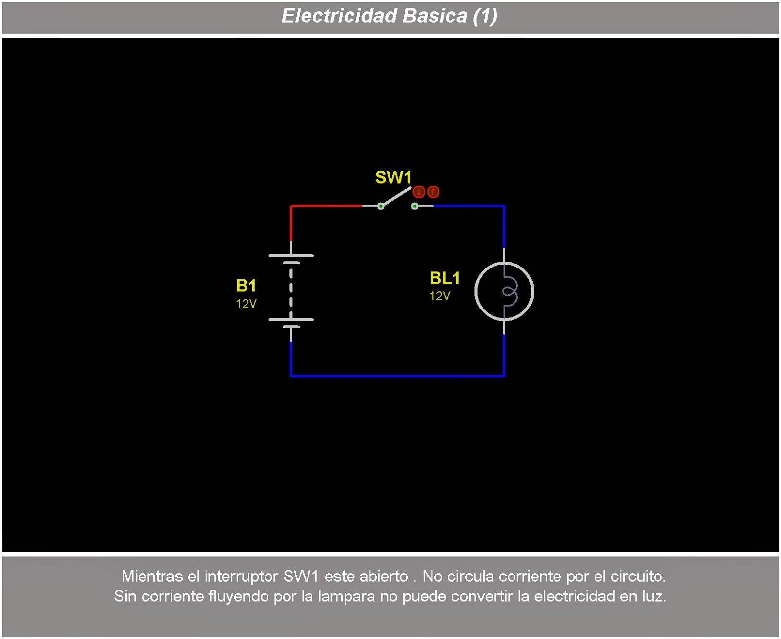 Circuito Abierto Y Cerrado : Aprender electronica programar microcontroladores facil