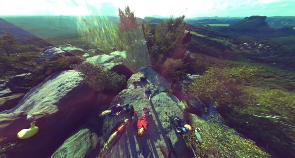 Kamera bola - rakam gambar apabila dilambung ke udara