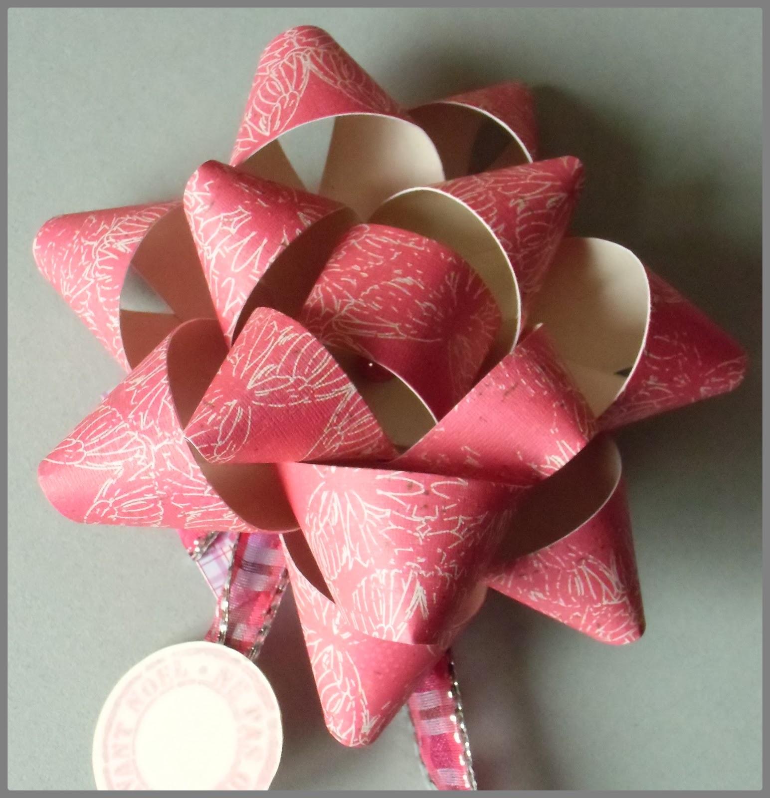 faire un noeud cadeau