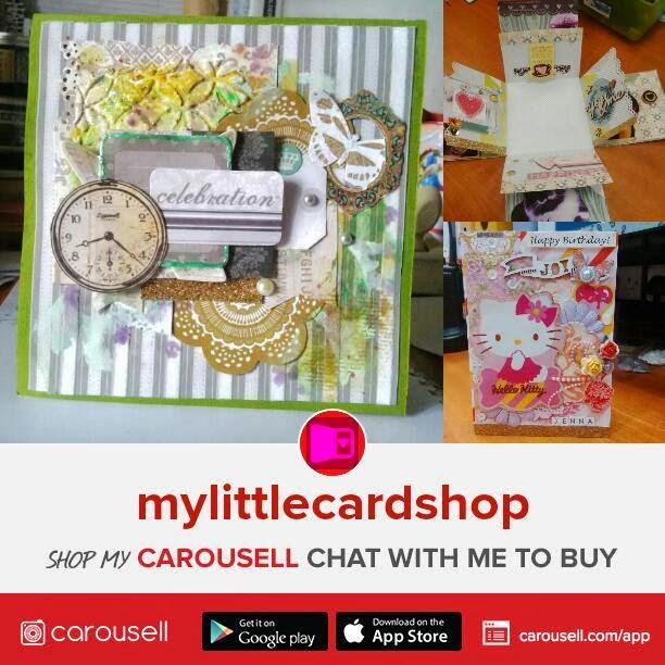 Carousell (Online Shop)