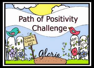 Winner - Path of Positivity Challenge