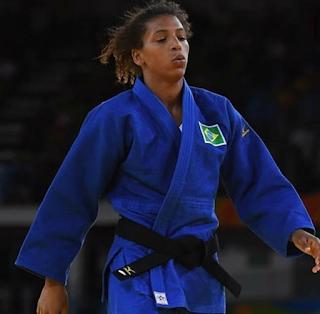 A primeira medalha de ouro na Olimpíada Rio 2016