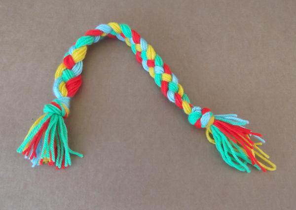 braid how to, braid tutorial, 4 strand braid, braiding tutorial