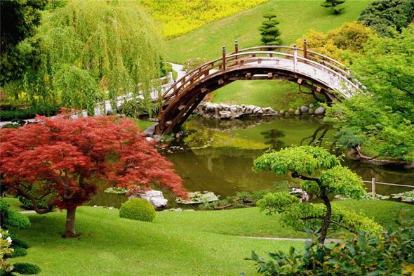 Top Beautiful Gardens Around the World