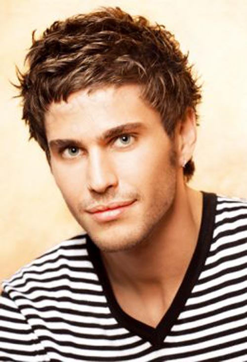 short hair styles 2011 for men. short hair styles men 2011.