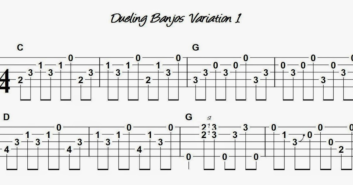 Devons Banjo Homeplace Exploring Dueling Banjos Variation 1