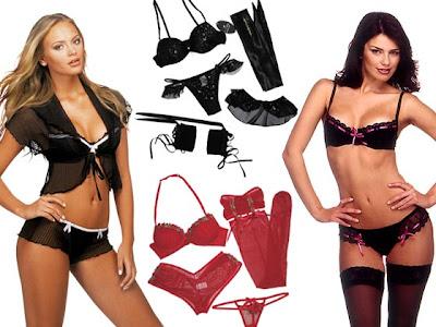 Dicas de como escolher uma lingerie sexy e sedutora para uma ocasião  especial - Fotos e modelos