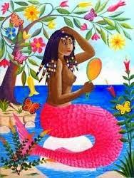 Goddess Aquaria (Sirene Oshun)