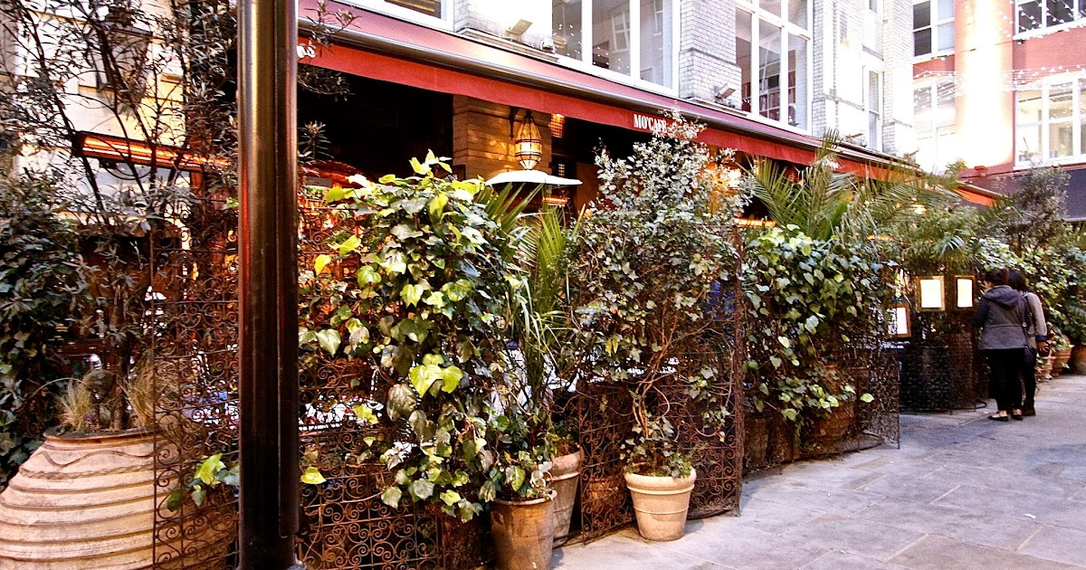 Reviews For Heddon Street Kitchen