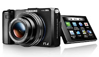 Samsung EX2F Interchangeable Lens Camera
