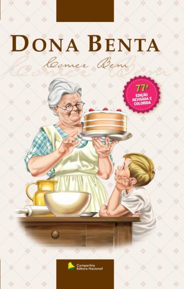 Livro Dona Benta: Comer bem