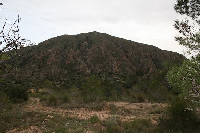 Desde Sierra La Ballestera