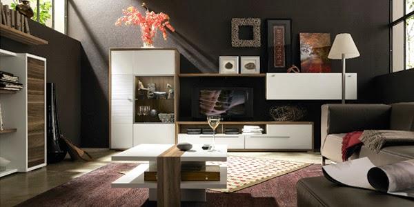 Conseils d 39 organisation pour d sencombrer votre salon d coration salon d cor de salon - Conseils sur la disposition des meubles pour agrandir un salon ...