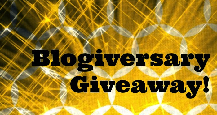 Quarter Incher Blogiversary Giveaway!