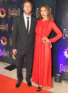 Moda en los Martin Fierro 2015.