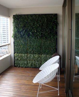 Trendysismos jardines verticales for Jardin vertical terraza