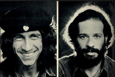 Fagner e João Bosco jem 1975