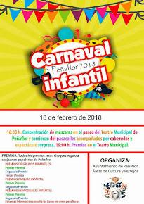 Carnaval Infantil Peñaflor 2018