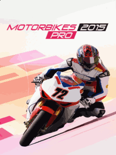 Screenshots of the Motorbikes Pro 2015 for java mobile, phone.