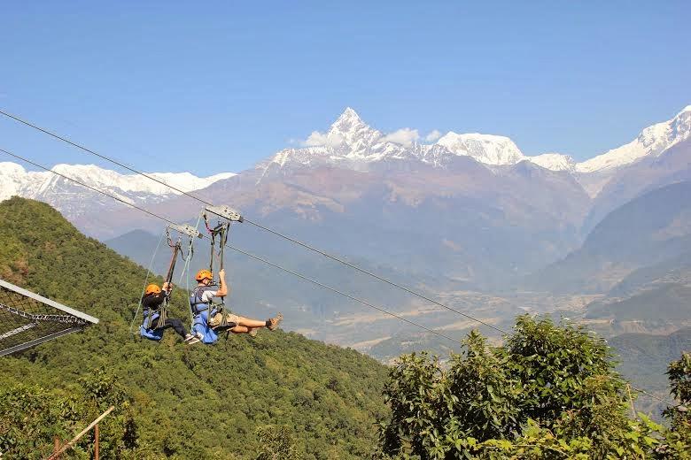 Zip Flyer Nepal