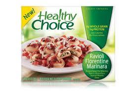 Frozen meals review lean cuisine smart ones marie for Are lean cuisine healthy