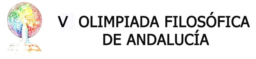 V Olimpiada Filosófica de Andalucía