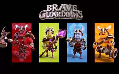 Brave Guardians 1.0.1 ( v1.0.1 ) APK DATA