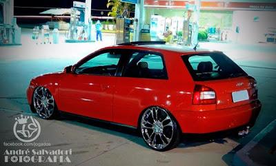 """Audi A3 Rodas 20"""""""