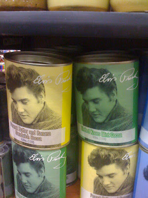 Elvis Hot Chocolate, Sip me ever, sip me through