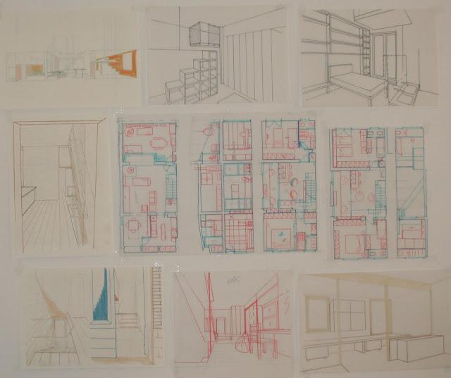 schizzi progettuali design sketches 02