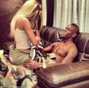mario balotelli new girlfriend